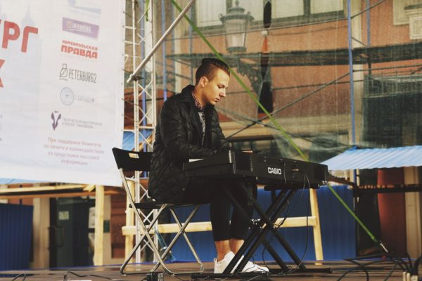 Сольный концерт 26.08.17